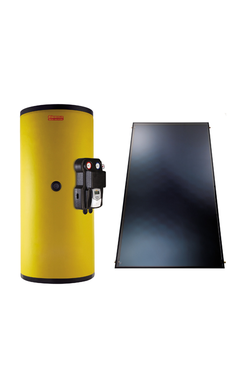 Immergas Domestic Sol 550 Top