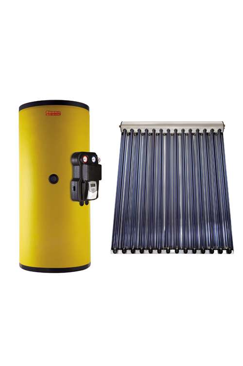 Immergas Domestic Sol 550 Lux Top