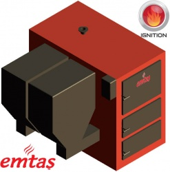 Emtas EK3G-CSОА/S-620 (Double Burner) (6 bar)